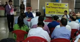 Inauguration of Transport Management Training Centre